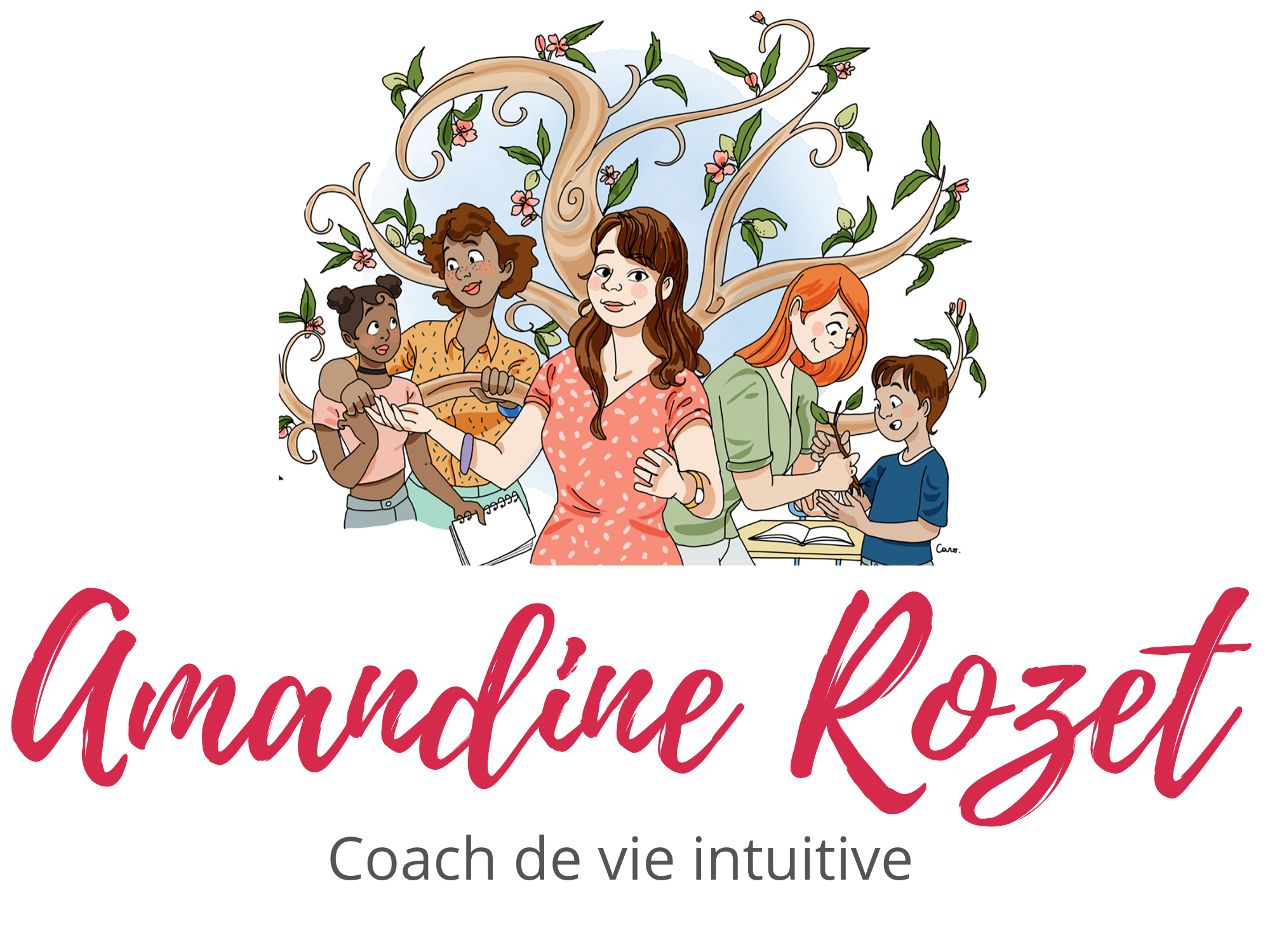 Amandine Rozet Coaching intuitif